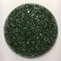 resin bound glass wall 7