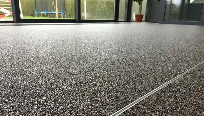 Resin Kitchen Flooring